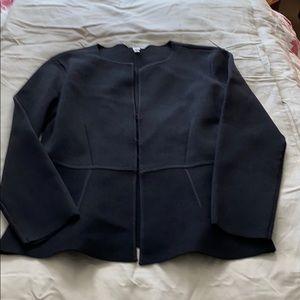 L.K. Bennett black blazer